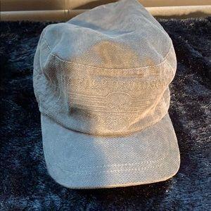 Harley Davidson Baseball Cap Size XL EUC Grey